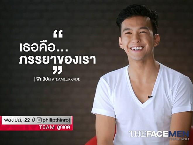 Hot boy mắt cười trở thành Quán quân The Face Men Thailand như thế nào? - Ảnh 8.