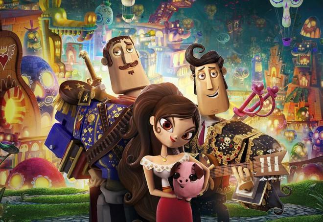 Coco và 6 bộ phim hoạt hình lấy cảm hứng từ cái chết mà bạn không thể bỏ qua - ảnh 8