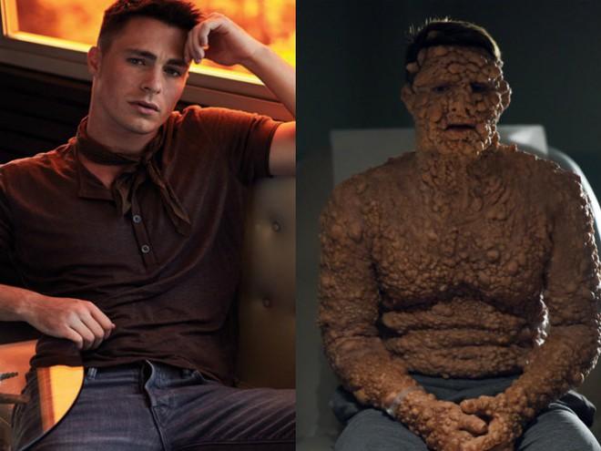Đừng sợ những quái nhân kinh dị trong phim, bởi ngoài đời thật đó toàn là mỹ nam siêu đẹp trai! - Ảnh 24.