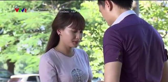 """""""Sống chung với mẹ chồng"""" tập 19: Cuối cùng thì bà Phương cũng khóc nghẹn và xin lỗi mẹ chồng!- Ảnh 9."""