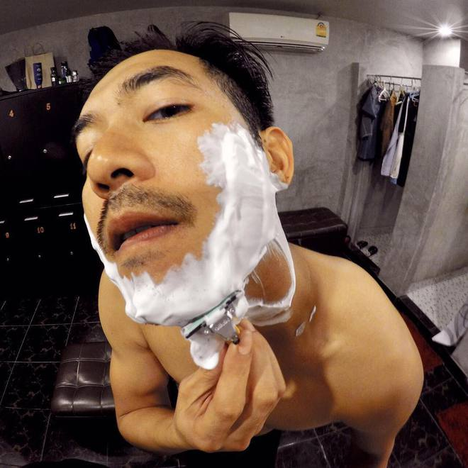 Điểm danh 5 mỹ nam Thái sở hữu chiếc mũi cao thẳng như muốn đòi mạng chị em - Ảnh 11.