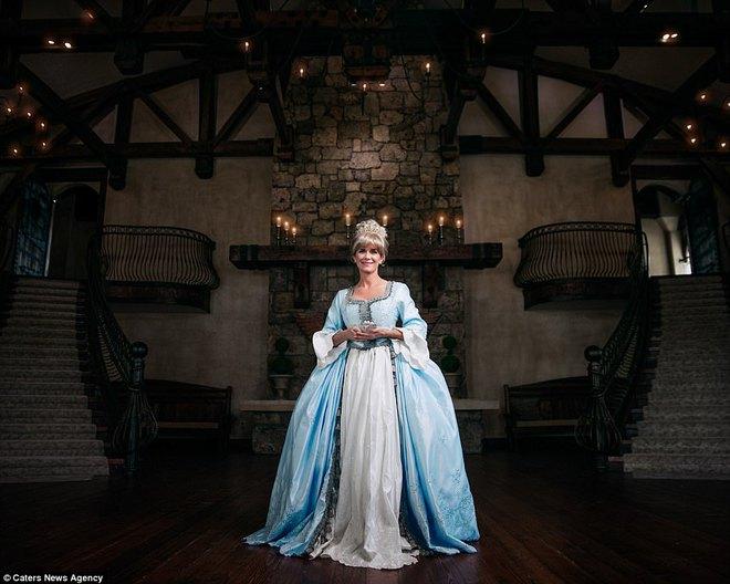 Bộ ảnh chân dung các nàng công chúa Disney khi về già - Ảnh 19.