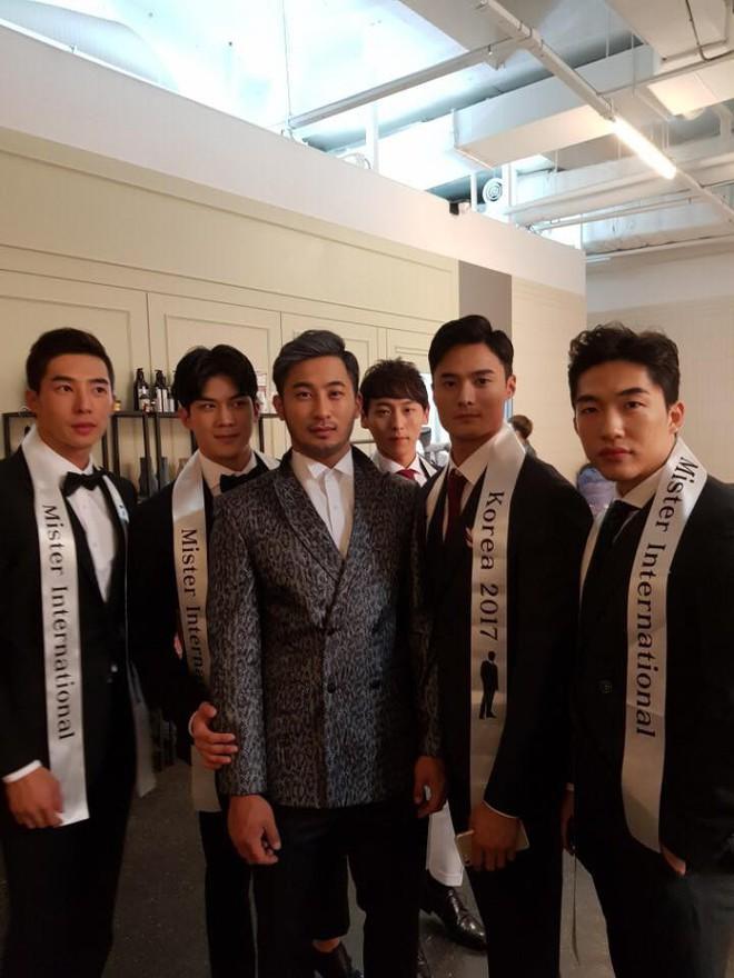 Nam Vương Hàn Quốc - Mister International Korea 2017 có đẹp như kỳ vọng? - Ảnh 13.