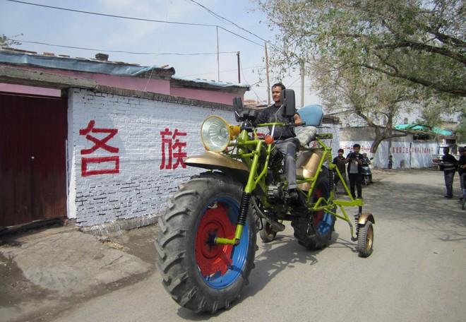 Ngả mũ trước những phát minh kì quặc của người Trung Quốc - Ảnh 5.