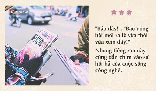 Ai cũng từng như thế: Chờ 7 ngày dài để chạy ù ra sạp đem về tờ báo còn thơm mùi giấy mới - Ảnh 7.