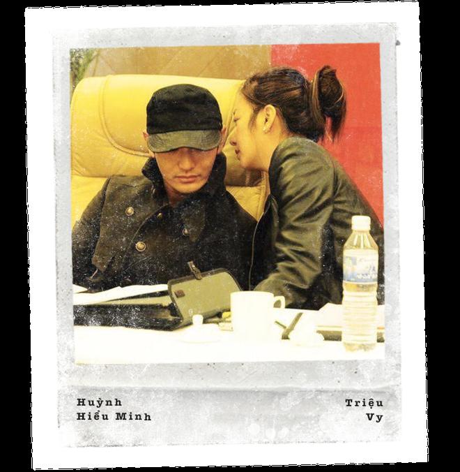 Huỳnh Hiểu Minh - Triệu Vy: Có một mối lương duyên mang tên tỏ tình thất bại - Ảnh 8.