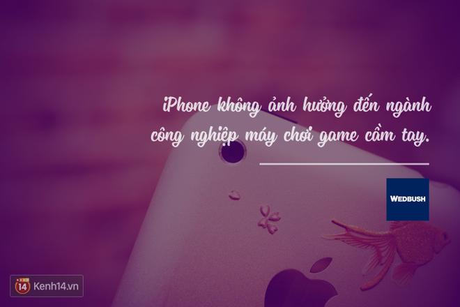 10 năm trước, chẳng ai nghĩ iPhone lại bị ném đá tơi tả thế này - Ảnh 4.