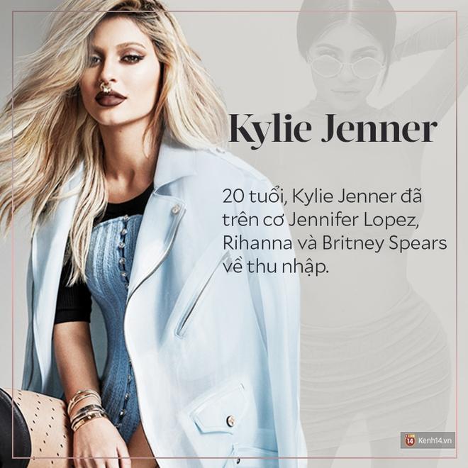 Vì sao Kylie Jenner có thể thành tỷ phú USD giàu sụ ở tuổi 25 chỉ nhờ sự nổi tiếng và thị phi? - Ảnh 25.