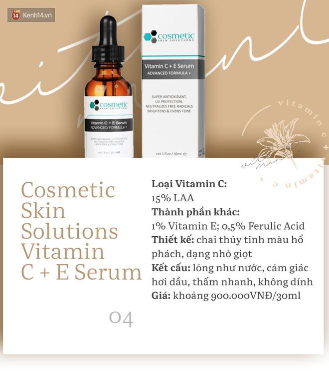 Serum Vitamin C - thần dược giúp da vừa trắng sáng vừa trẻ hóa, hết thâm nám và nhiều điều bạn chưa biết - Ảnh 16.