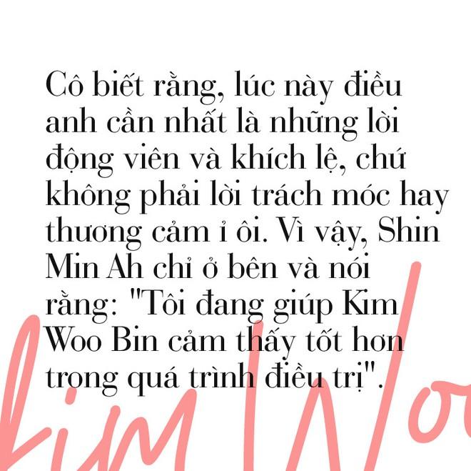 Kim Woo Bin và Shin Min Ah: Phía sau gã đàn ông đau đớn vì bệnh tật luôn là cô gái có nụ cười ấm áp - Ảnh 10.