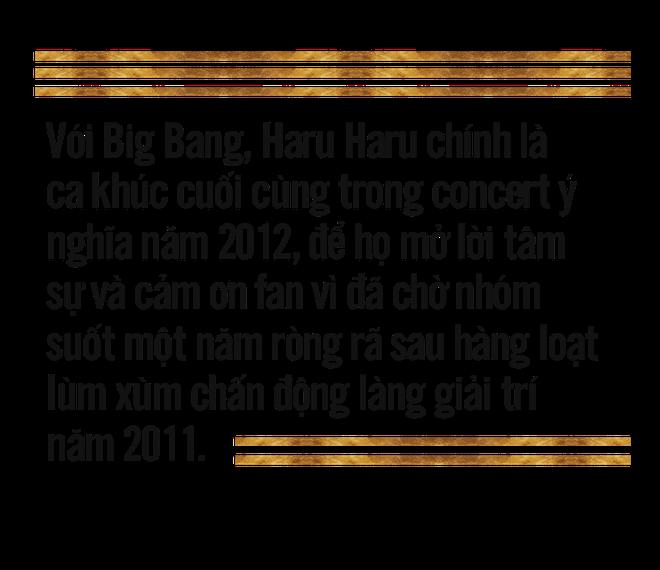 Gần 10 năm với Haru Haru, Big Bang đã là tuổi thơ của thế hệ 8x, 9x và giờ họ lại kể câu chuyện của mình - Ảnh 8.