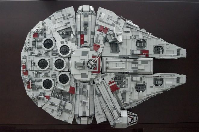 Ngắm 15 công trình LEGO tỉ mỉ khiến cả người không chơi cũng mê tít - Ảnh 17.