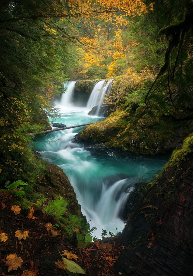 16 kỳ quan thác nước tuyệt đẹp trên khắp thế gian - Ảnh 7.