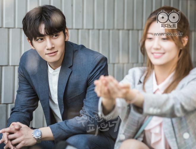 """Ji Chang Wook và Nam Ji Hyun """"tình bể bình"""" từ phim ảnh ra đời thật - Ảnh 1."""