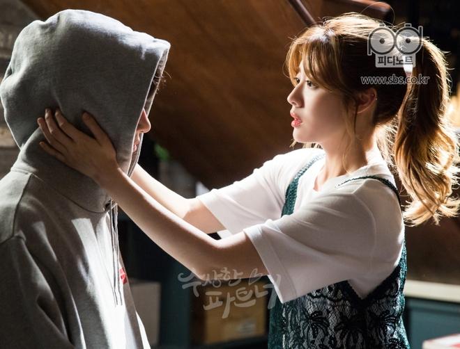 """Ji Chang Wook và Nam Ji Hyun """"tình bể bình"""" từ phim ảnh ra đời thật - Ảnh 2."""