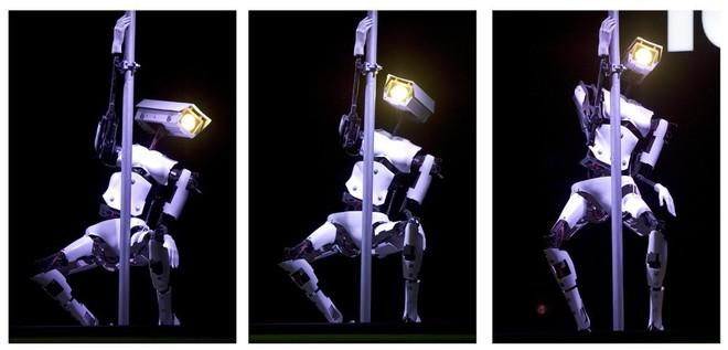Vào mà xem, robot bây giờ còn biết cả múa cột đây này! - Ảnh 2.