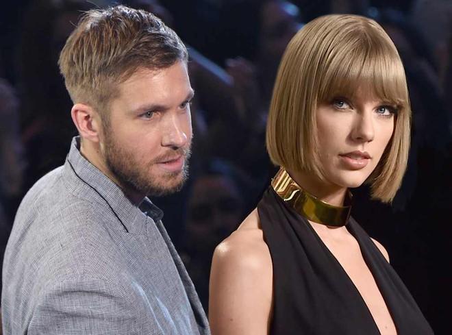 Bị Taylor Swift đâm chọt trong bài hát mới, Calvin Harris đã phản ứng thế nào? - Ảnh 2.