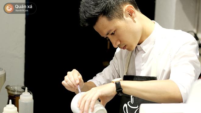 In ảnh lên trà sữa: món mới toanh đầy ảo diệu ở Hà Nội - Ảnh 5.
