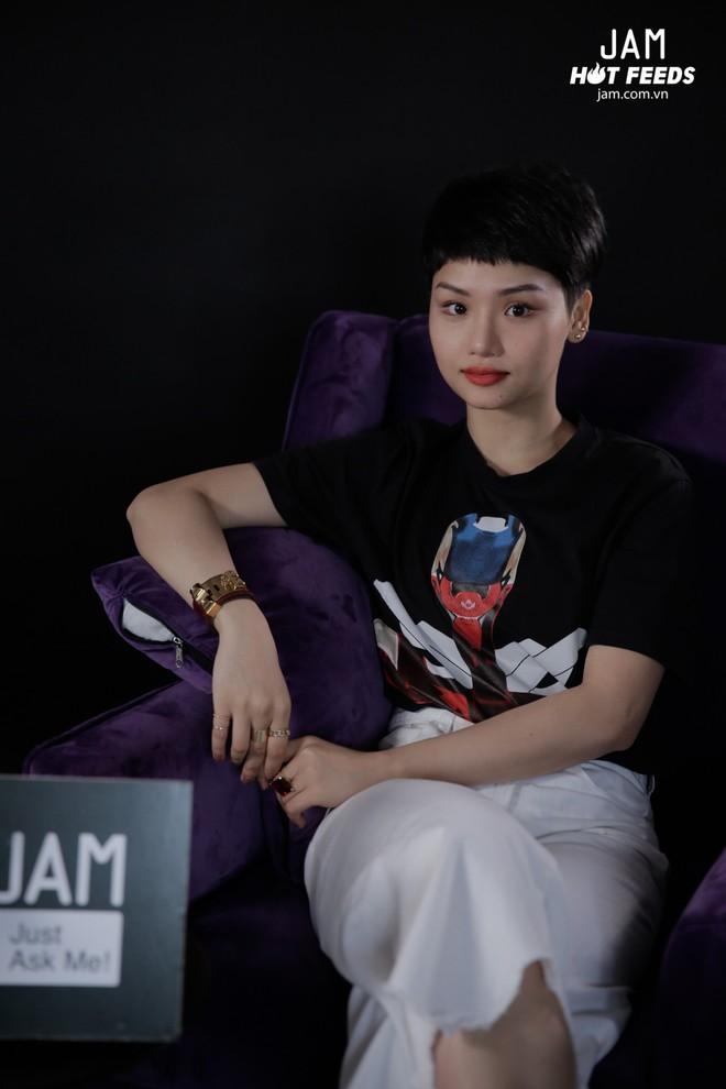 """Miu Lê: Tôi chưa bao giờ tự nhận mình hát hay, mọi người đừng đánh giá cao quá!"""" - Ảnh 1."""