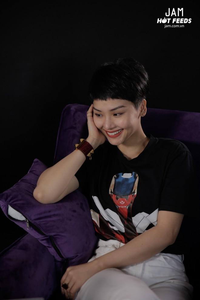 """Miu Lê: Tôi chưa bao giờ tự nhận mình hát hay, mọi người đừng đánh giá cao quá!"""" - Ảnh 6."""