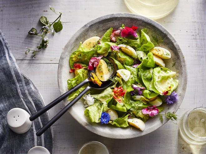 Ăn salad không chỉ đẹp da mà còn chứa nhiều công dụng thần kỳ rất tốt cho sức khỏe - ảnh 6