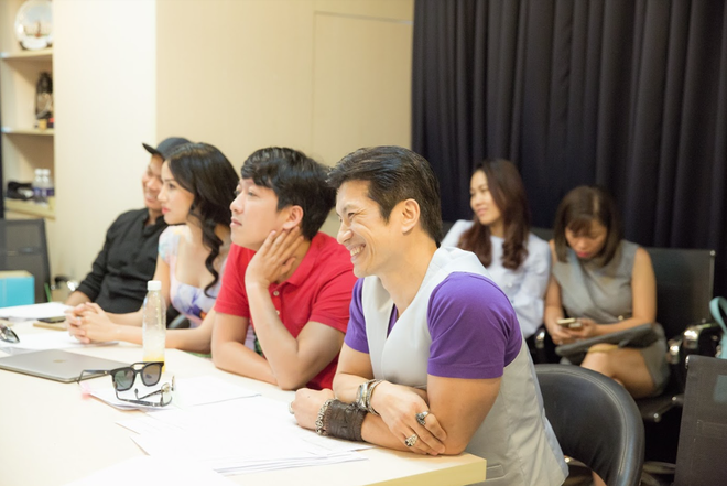 Trường Giang hành hạ Jolie Phương Trinh trong buổi casting phim mới - Ảnh 2.