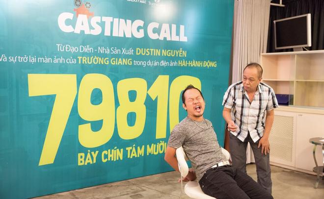 Trường Giang hành hạ Jolie Phương Trinh trong buổi casting phim mới - Ảnh 3.
