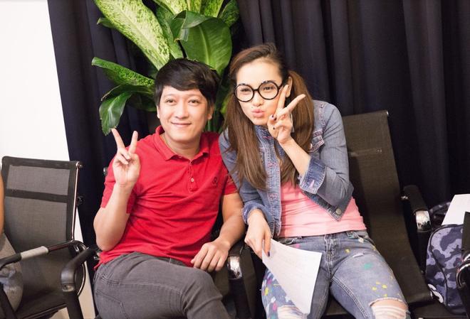 Trường Giang hành hạ Jolie Phương Trinh trong buổi casting phim mới - Ảnh 5.