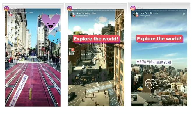 Instagram vừa có tính năng Location Stories đang gây sốt giới trẻ, bạn đã dùng chưa? - Ảnh 3.