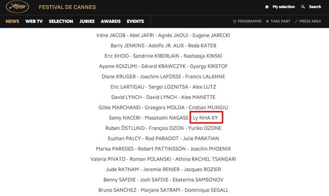 Lý Nhã Kỳ là nghệ sĩ Việt duy nhất có tên trong danh sách khách mời tại lễ bế mạc LHP Cannes! - Ảnh 2.