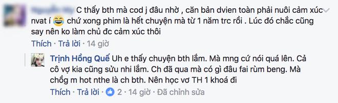 Hồng Quế bất ngờ dùng từ sửu nhi để ám chỉ hành động ghen tuông của vợ Việt Anh - Ảnh 3.