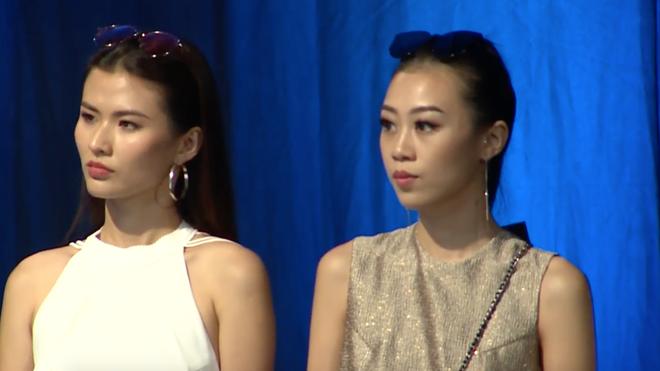 Võ Hoàng Yến giận dữ, chỉ thẳng mặt thí sinh Next Top vì nhai kẹo cao su - Ảnh 6.