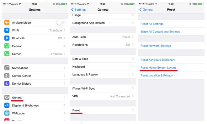 Màn hình iPhone quá bừa bộn ư? Đây là cách sắp xếp lại tất cả chỉ trong vòng 10 giây - Ảnh 2.
