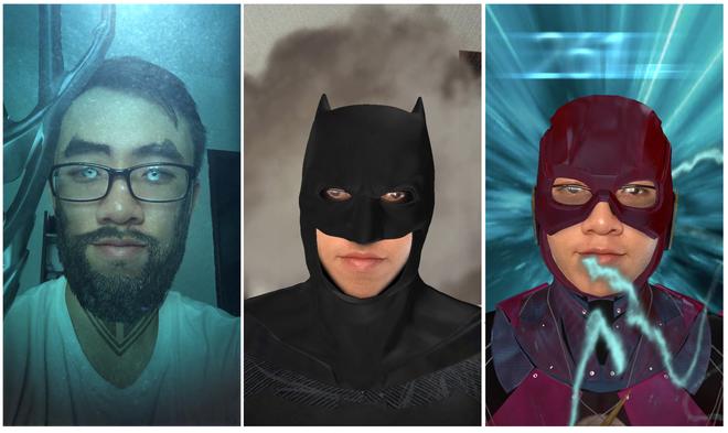 Facebook đang rộ lên trào lưu hoá thân thành siêu anh hùng Justice League, đây là cách làm điều đó - Ảnh 4.