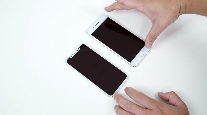 Đây là video iPhone 7s Plus đối mặt với iPhone 8, smartphone nào đẹp hơn? - Ảnh 8.