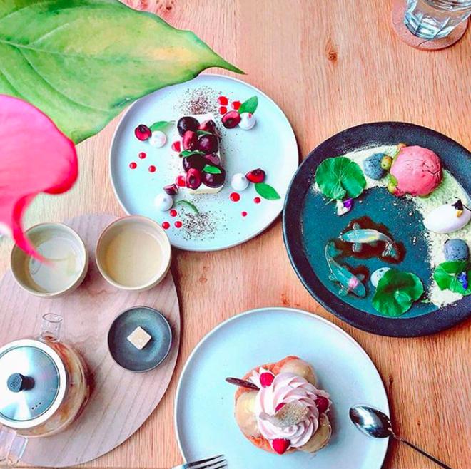 """Điểm danh những món ngọt hot nhất tại 3 cửa hàng được mệnh danh """"thiên đường tráng miệng"""" ở Sài Gòn - Ảnh 2."""
