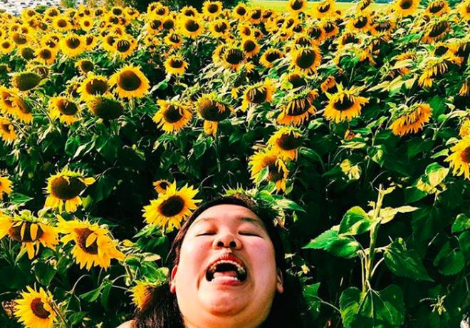 Cằm 2 ngấn đi khắp thế gian: Bộ ảnh du lịch có 1-0-2 của cô nàng mặt tròn vô cùng đáng yêu - Ảnh 10.