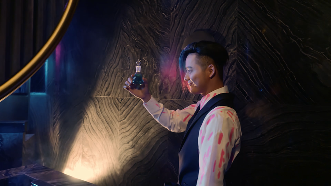 Thanh Duy hoá thân thành siêu anh hùng chiến đấu với zombie tại lâu đài triệu đô của Khải Silk - Ảnh 5.