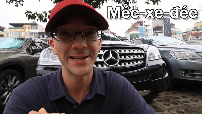Thầy Dan Hauer chỉ ra lỗi sai khi phát âm các thương hiệu nổi tiếng của người Việt - ảnh 1