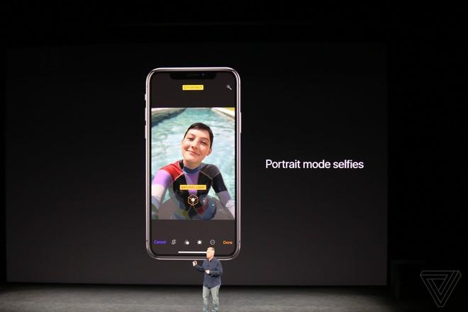 TRỰC TIẾP: Bom tấn iPhone X vừa được Apple giới thiệu với thiết kế không có gì bất ngờ - Ảnh 6.