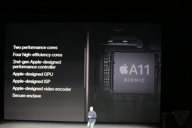 TRỰC TIẾP: Bom tấn iPhone X vừa được Apple giới thiệu với thiết kế không có gì bất ngờ - Ảnh 5.