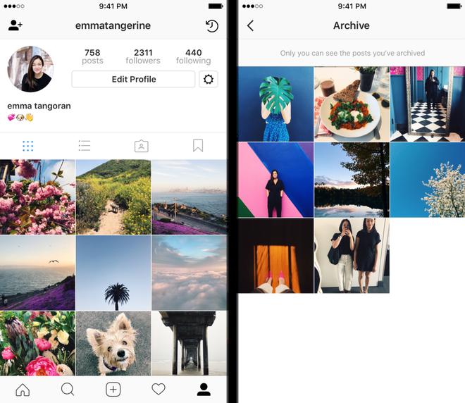 Instagram tung ra tính năng bạn đang chờ đợi nhất: Ẩn đi hình ảnh dễ dàng mà không cần xoá - Ảnh 3.