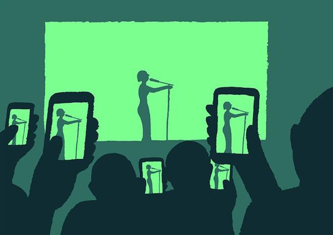 Sững sờ khi nhìn thấy 21 bức ảnh châm biếm về tình trạng nghiện công nghệ của con người sau đây - Ảnh 16.