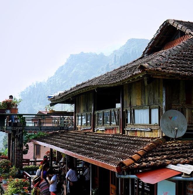 Ghé thăm quán cà phê triệu người check - in ở Sapa - ảnh 11