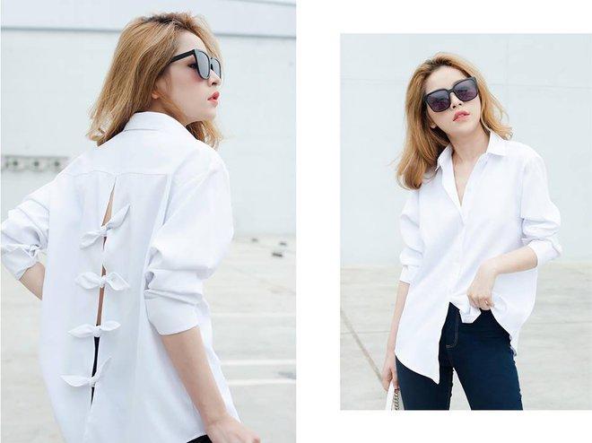 Minh Hằng & HyunA đọ trình mix đồ xuyên thấu cho street style, ai đẹp hơn? - Ảnh 6.