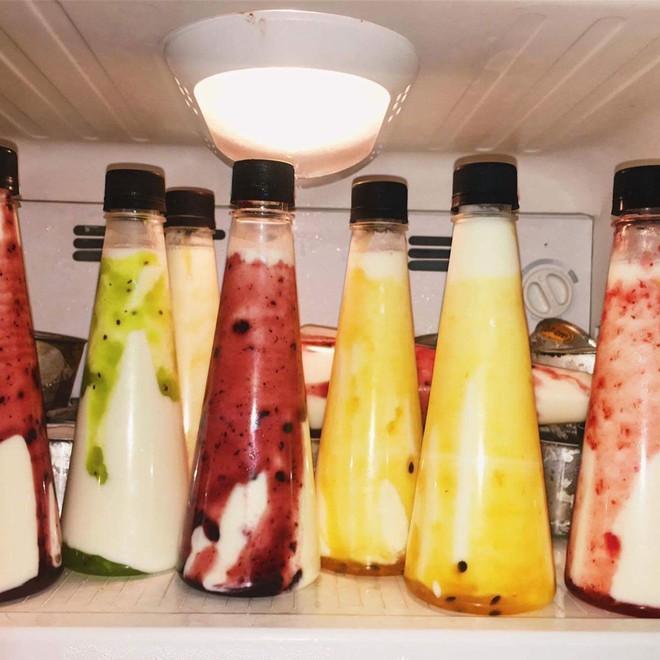 Chỉ là sữa chua thôi mà ở Hà Nội có đến 1.000 cách ăn hấp dẫn - Ảnh 3.