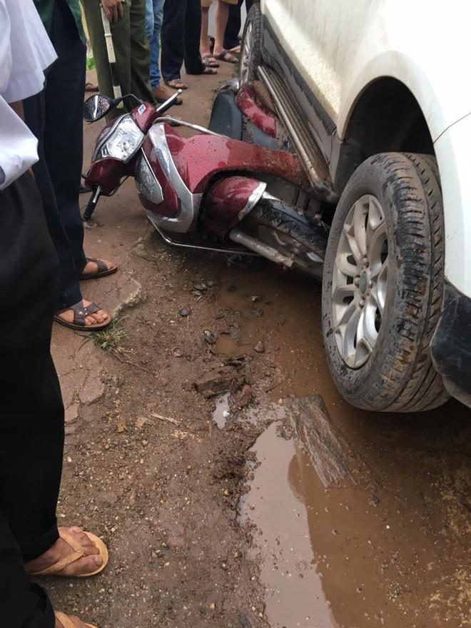 Điều khiển xe bỏ chạy sau khi gây tai nạn, giám đốc doanh nghiệp còn chửi bới và đánh cả CSGT - Ảnh 2.
