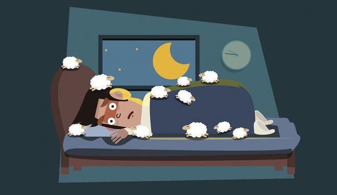 Một trong những nguyên nhân hàng đầu gây mất ngủ ở thành phố chính là... - Ảnh 2.