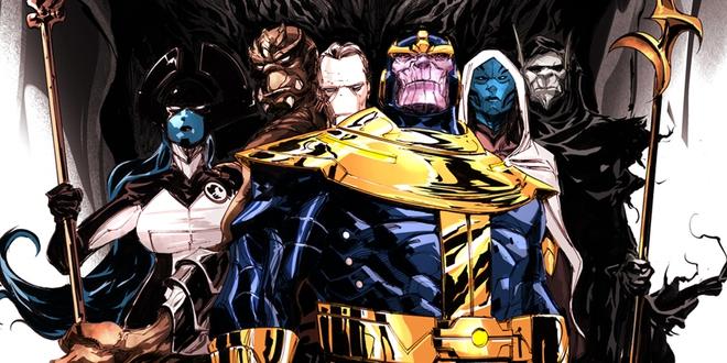 """Lộ diện dàn ác nhân """"đen thui"""" của """"Avengers: Infinity War"""" - Ảnh 2."""