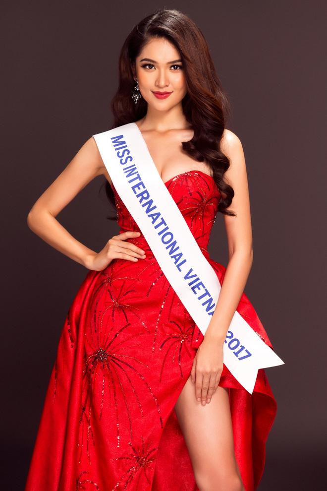 Á hậu Thùy Dung chính thức đại diện Việt Nam tham gia Miss International 2017 - Ảnh 1.